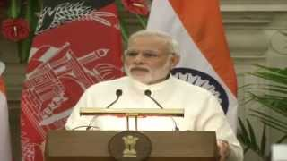 Media Statements: State Visit of President of Afghanistan to India