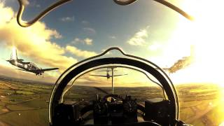 RAF BFJT 247 Cse Flying Video