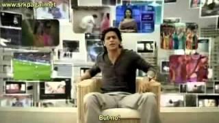Shah Rukh Khan DishTV Ad - Languages