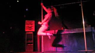 Pole Dance Academy - Moulin Rouge competition Pro - Isis