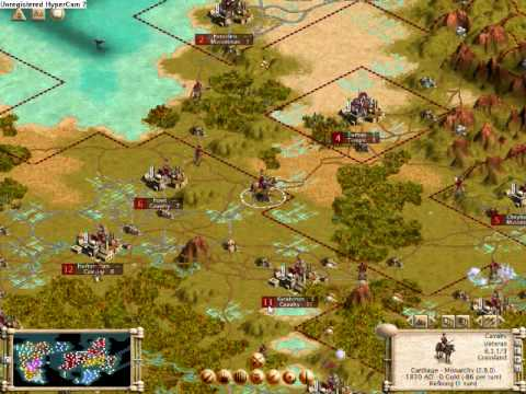 Let's Play Sid Meier's Civilization 3 Gold Edition (Part 46) New Game |