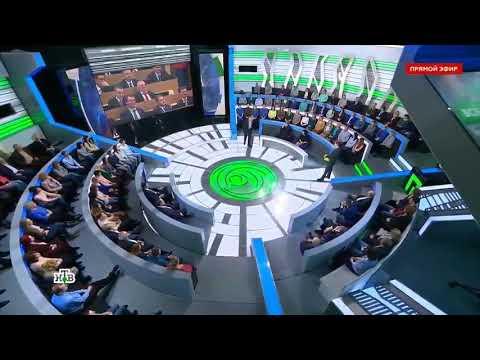 Государственный переворот в прямом эфире.