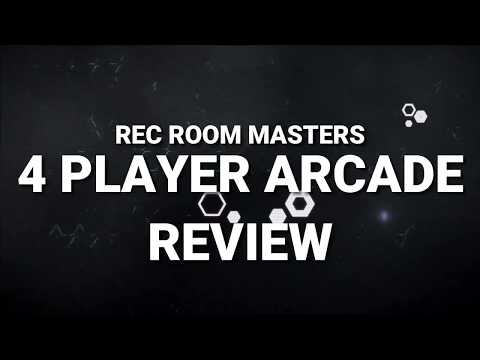 RecRoomMasters 4-Player Arcade Cabinet Review - Part 1