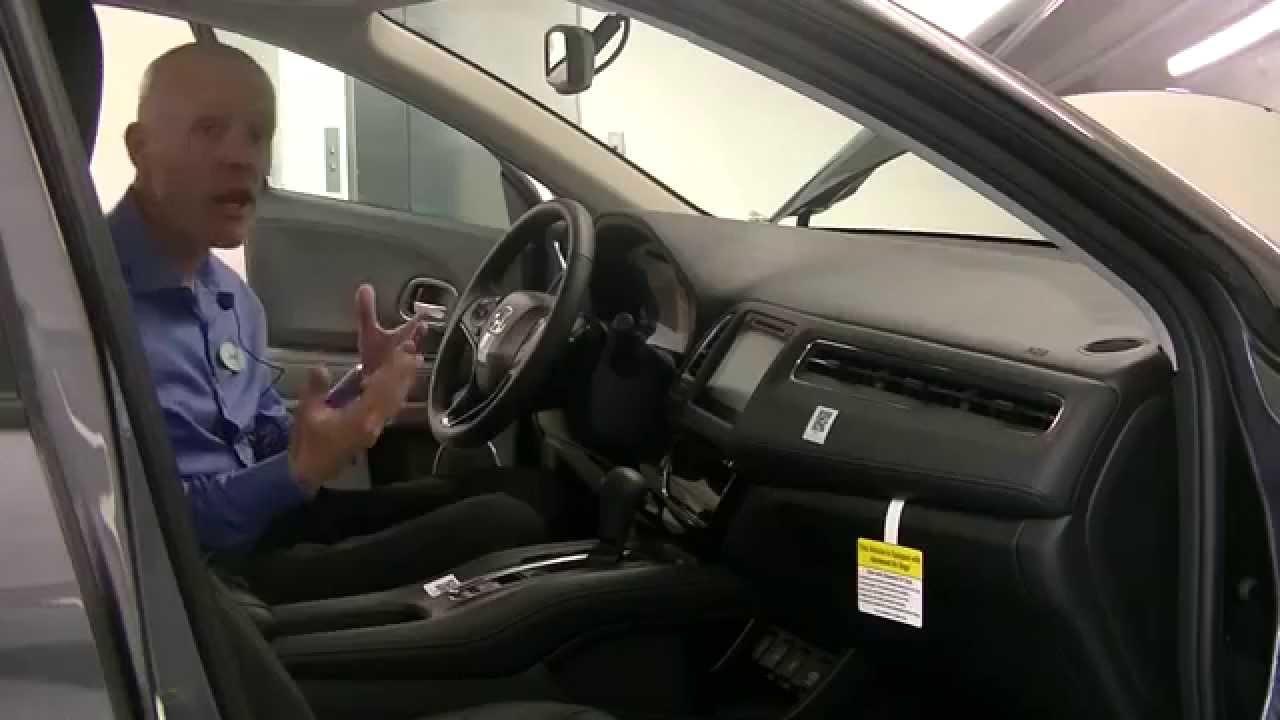 2016 Honda HR-V Review - tiny outside, GIANT inside. A Very impressive AWD. - YouTube