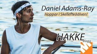 DANIEL ADAMS-RAY SVART - EN FLOTTE i SKELLEFTEÅ