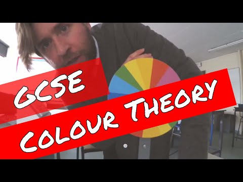 Colour Theory - Colour Mixing, Absorbtion and Spectra for 9-1 GCSE Physics