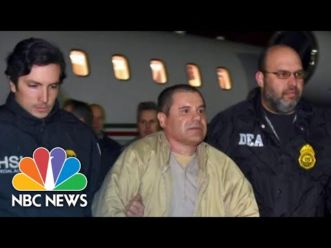 Mexican Drug Lord 'El Chapo' Found Guilty On All Counts | NBC News Mp3