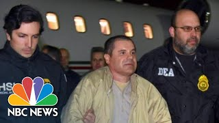 Mexican Drug Lord 'El Chapo' Found Guilty On All Counts | NBC News