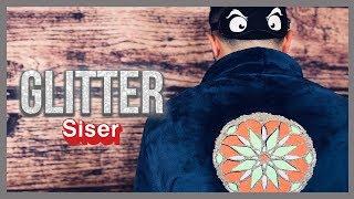 Glitter - Vinil textil termo transferible escarchado