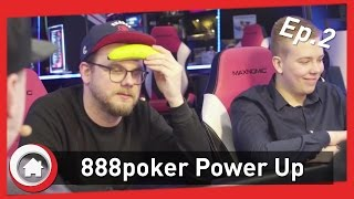 888poker Power Up II - Highlights