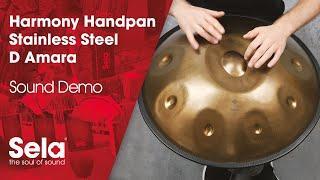 Sela SE 202 Harmony Handpan D Amara