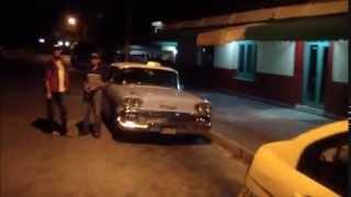 Ретро Авто Кубы - ВАРАДЕРО вечером. CubaGood.com(Видео о Кубе, путешествиях, Карибском море и Атлантическом Океане, Гаване, Варадеро. Video about Cuba, travel, Caribbean..., 2013-05-21T00:46:40.000Z)