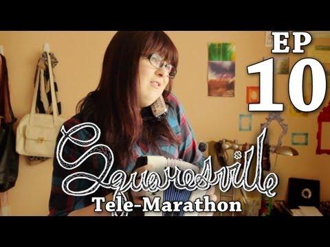 Squaresville  Ep. 10 Telemarathon: Squaresville w Mary Kate Wiles & Kylie Sparks