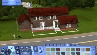Sims 3 (Speed Build) : Peachy Peach