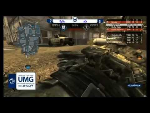 UMG Philadelphia 2014   Optic vs ADV   Game 3 Warhawk Blitz
