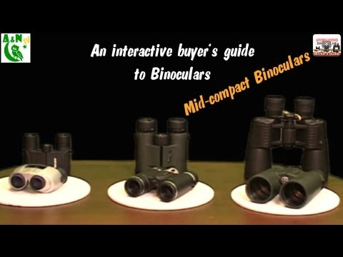 A buyer's guide to mid-compact binoculars (Interactive)
