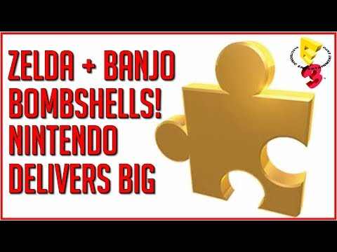 Nintendo E3 Press Conference 2019 Made Sam Cry Nerd Tears