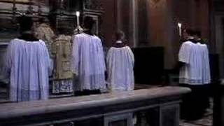 Solemn High Ambrosian Rite Mass part7/15