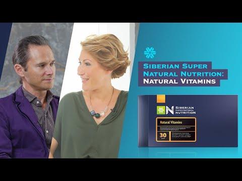 Natural Vitamins 👍. Витаминно-минеральный комплекс абсолютно природного происхождения