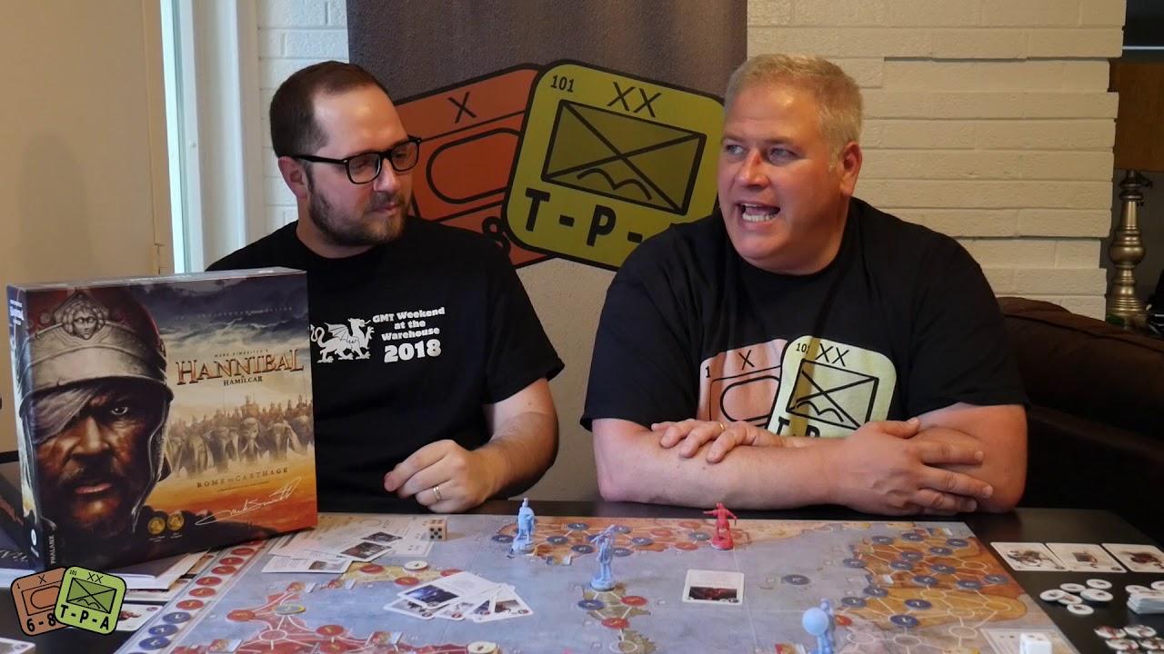 Phalanx Hannibal /& Hamilcar Giant Playing Mat