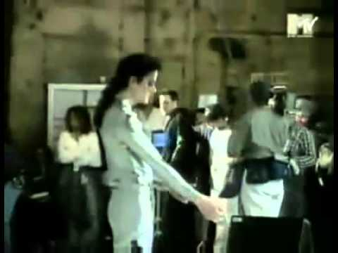 Michael Jackson - Making of Scream with...