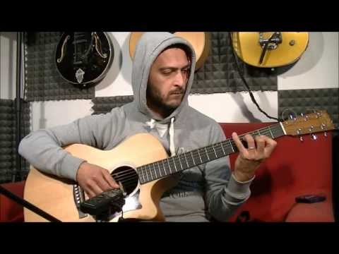 Canon in D - Fingerstyle Guitar