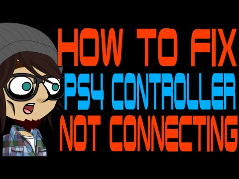 How to Fix PS4 Controller Not Connecting