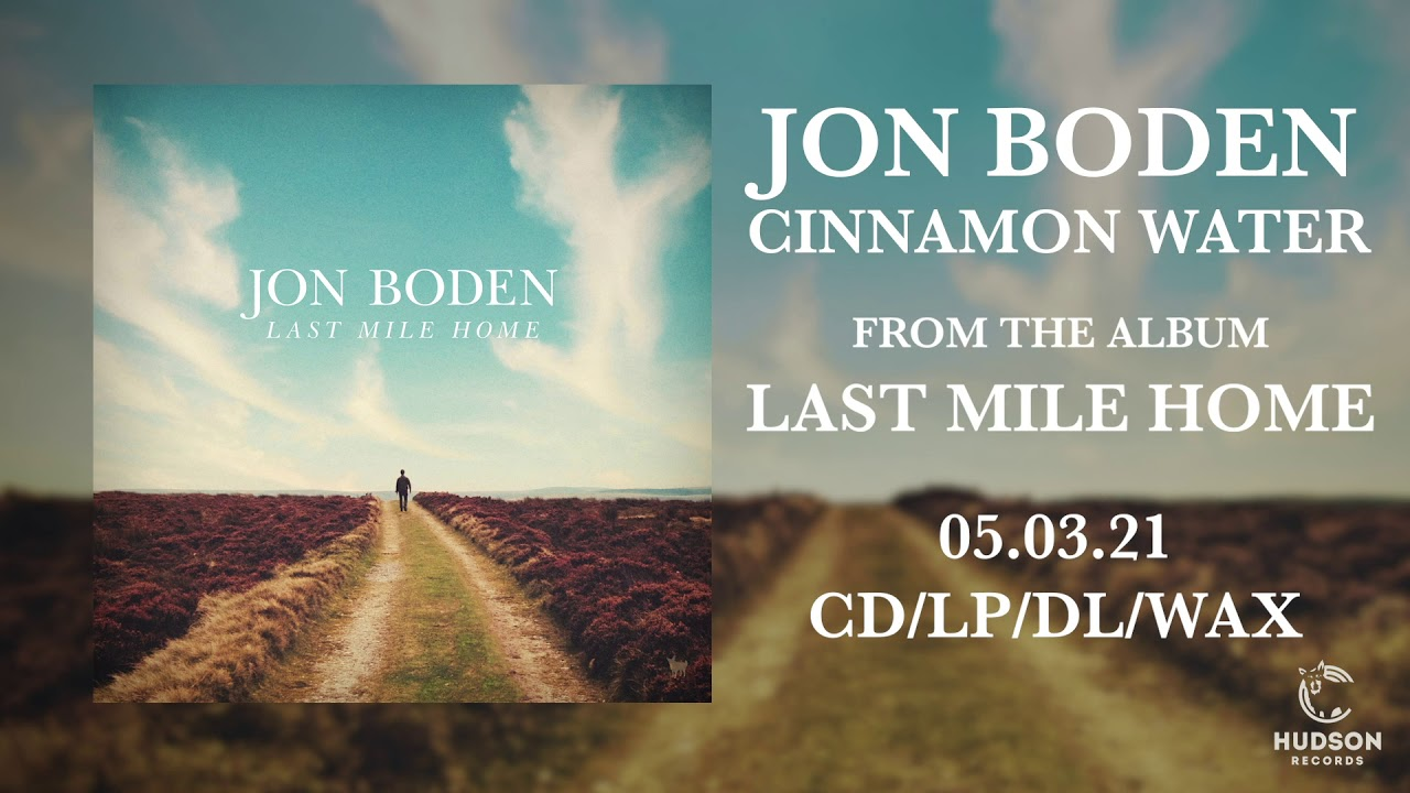 Jon Boden - Cinnamon Water - Packshot Video