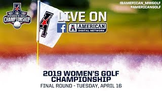 2019 American Digital Network: Women's Golf Championship