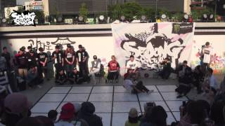 Sejong Culture vol.4 - final King so vs Shorty force