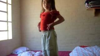 Camila 3  (bailando caminho das indias)