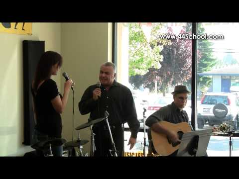 Shannon and Mike 44 School of Music Fall 2012 Concert Voice Lessons