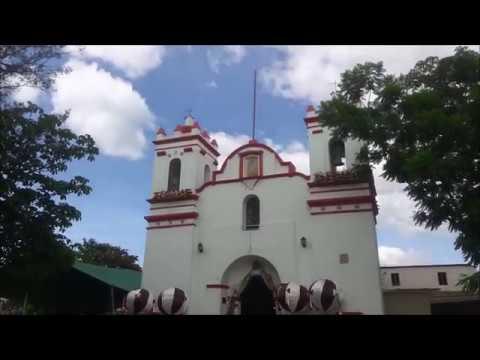 Calenda Floral 2017 En Honor Ala Virgen Del Carmen.Guadalupe Etla