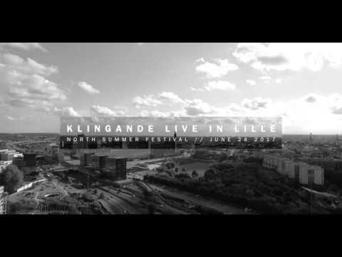 KLINGANDE LIVE IN LILLE