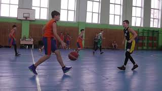 Баскетбол ДЮСШ5-ЦИВС турнир Барышево 20.10.2019