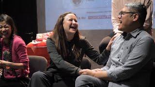 Lark  Любимовка 2019 новые американские пьесы по русски  как это было в Москве