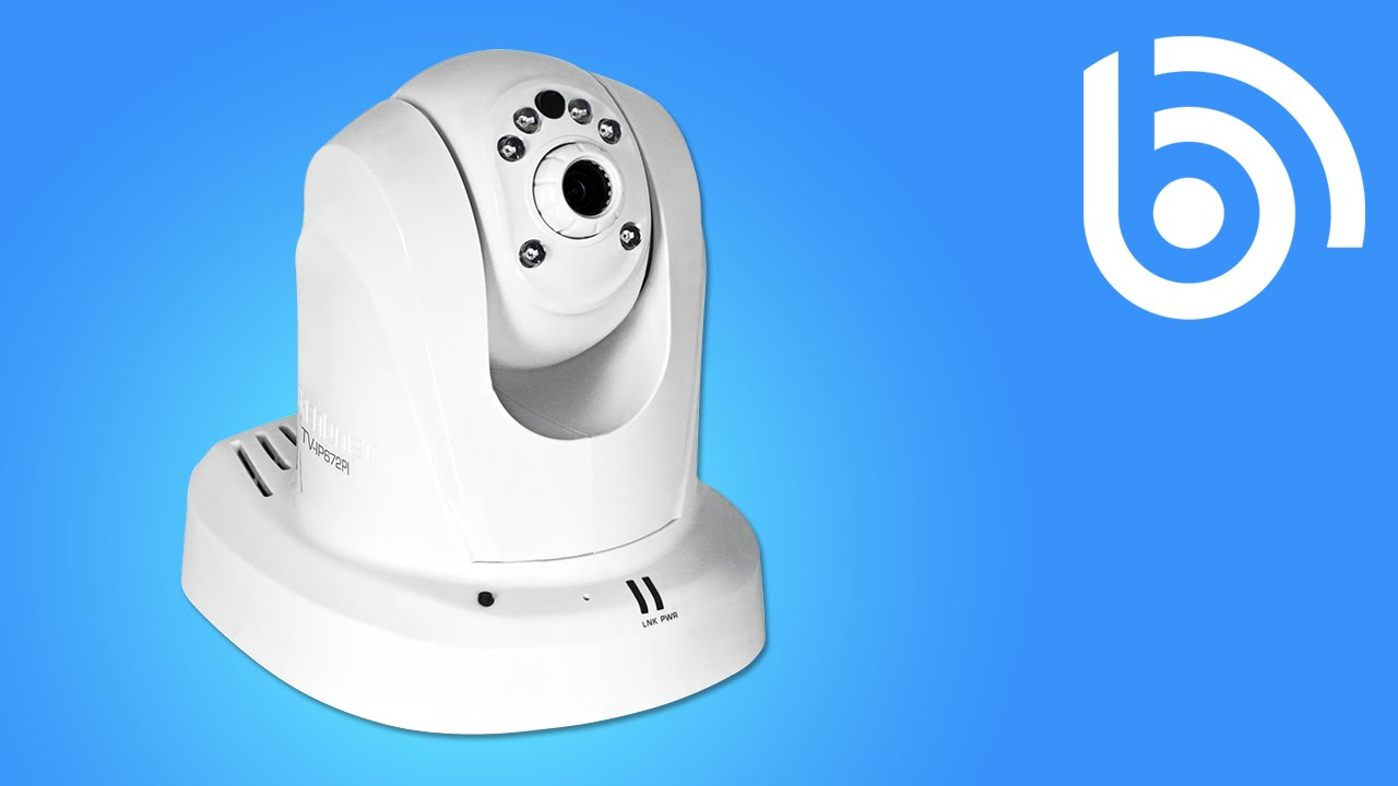 Trendnet Tv Ip672pi Ip Camera Introduction Youtube