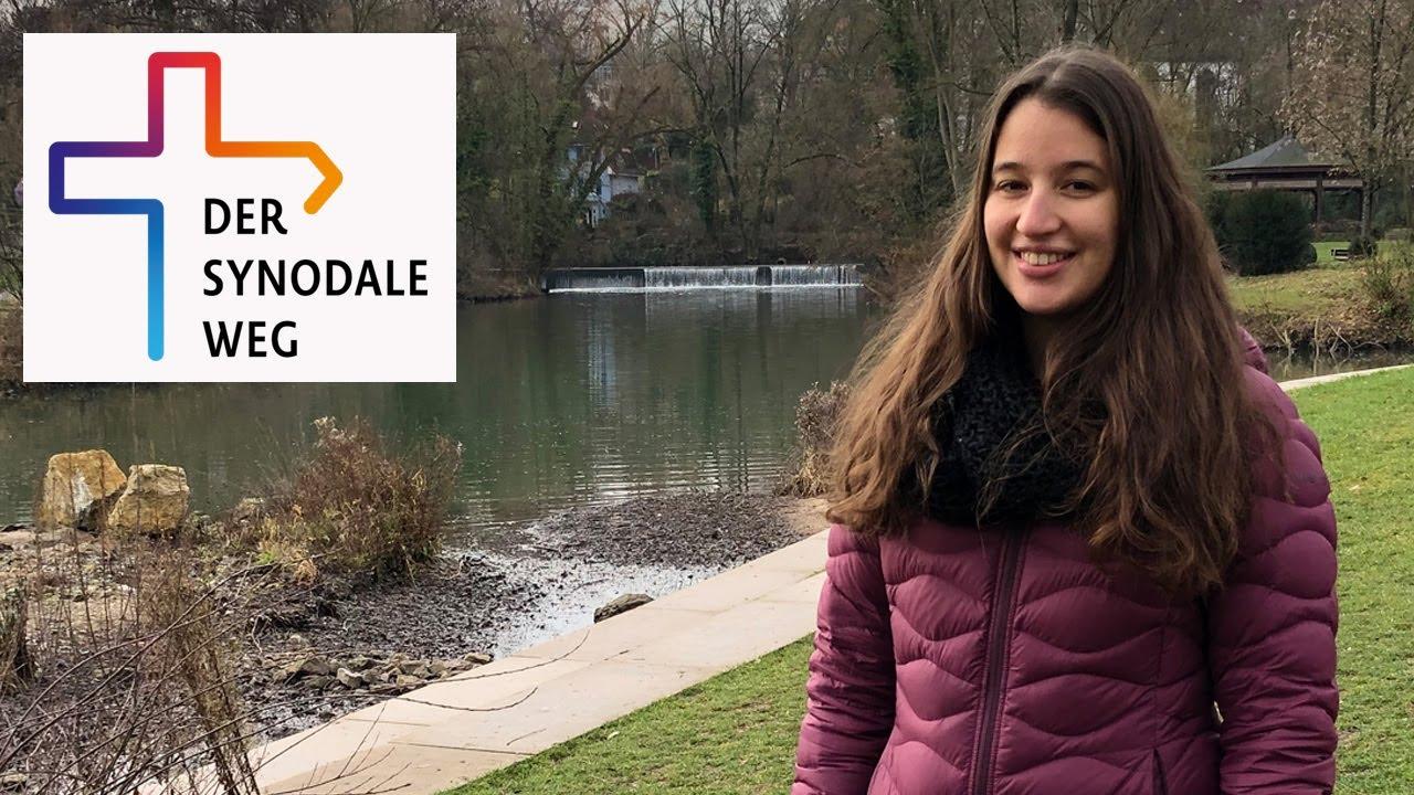 Eine Stimme für die Jugend beim Synodalen Weg - Svenja Stumpf weiß, was sie will