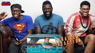 Green Book Trailer Reaction
