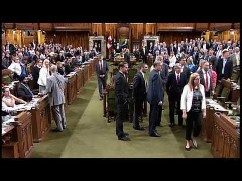 PM Trudeau grabs Conservative MP Gord Brown