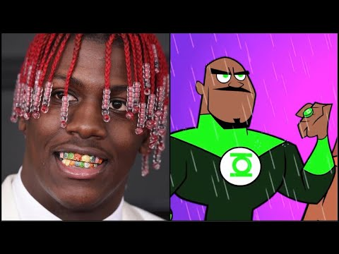 Lil Yachty WILL Be Voicing The Green Lantern in Teen Titans Go! To The Movies WHY?!?!