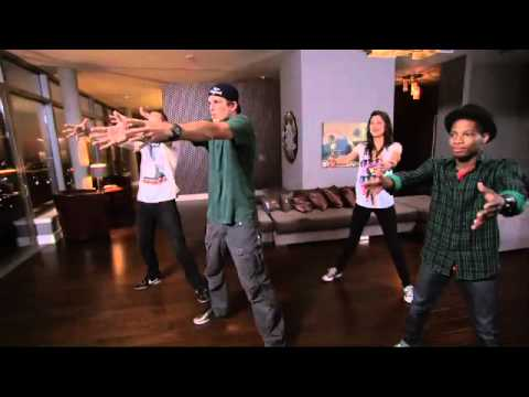 Dance Central Step It Up Contest: Rick Malambri and the Geek Squad