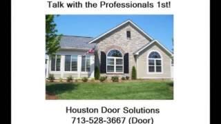 Vinyl Exterior Shutters Installed Houston - 713-528-3667 (door) - Houston Door Solutions
