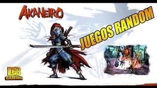 Akaneiro - Demon Hunters - JUEGOS RANDOM - GAMEPLAY (PC)