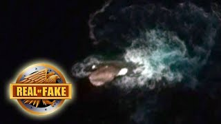 Repeat youtube video IS THAT A KRAKEN!! MASSIVE OBJECT FOUND ON GOOGLE EARTH - real or fake?