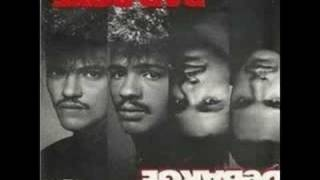 DeBarge - All Over (Audio)