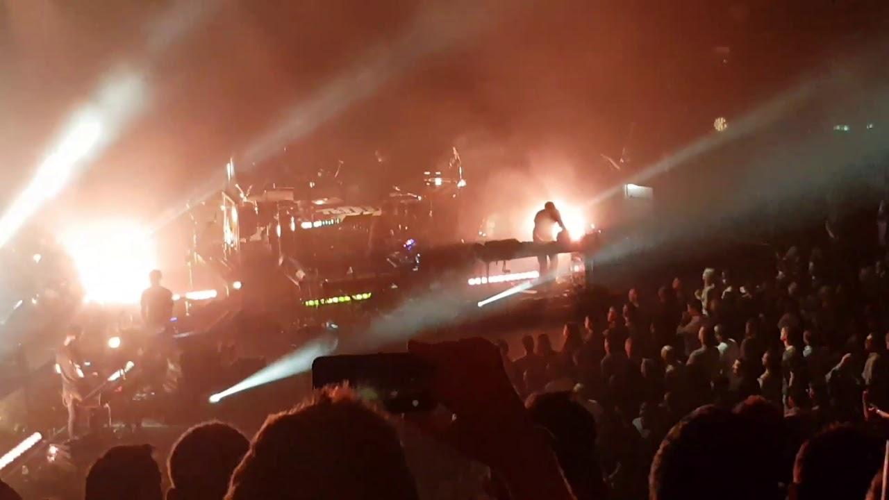 """Sasha Performing ''Xpander"""" Live At Barbican Centre"""