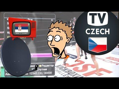 23 бесплатных канала!! Может пригодится- Чешские, Сербские и каналы со спутника Astra 3B At 23,5 E
