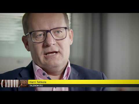 EY Entrepreneur of the Year 2017 -finalisti: Talenom Oyj