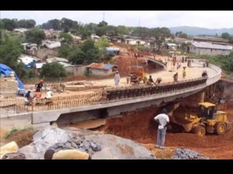 A SIERRA LEONEAN CIVIL ENGINEER ON SHERIX BROADCAST NETWORK